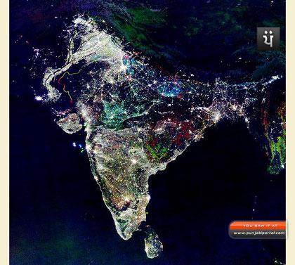 Индия -  ночь Дивали
