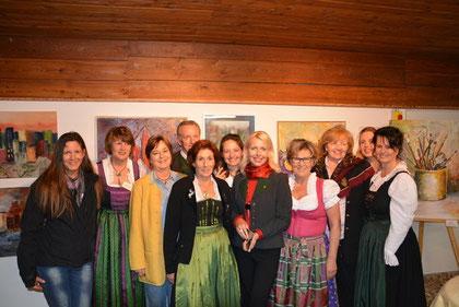 mit Landtagsabgeordnete Barbara Schweighofer