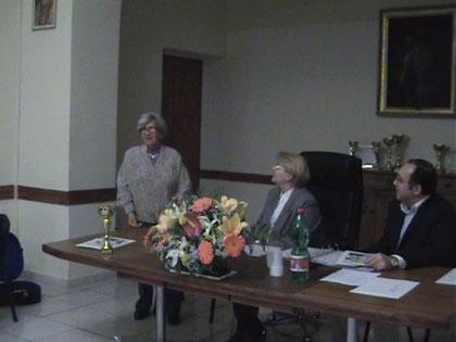 Carmela Basile, Maria Pia De Martino e Angelo Cocozza