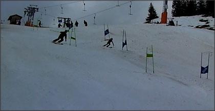 Parallel-Slalom vom feinsten!!