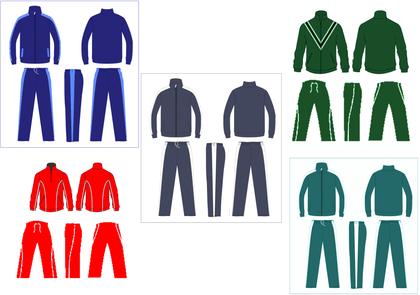 CHANDAL DE COLEGIO DE CALIDAD-Fabrica de uniformes escolares. Fabricante de uniformes de colegios. www.socialba.es