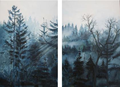 Black Forest je 100 x 170