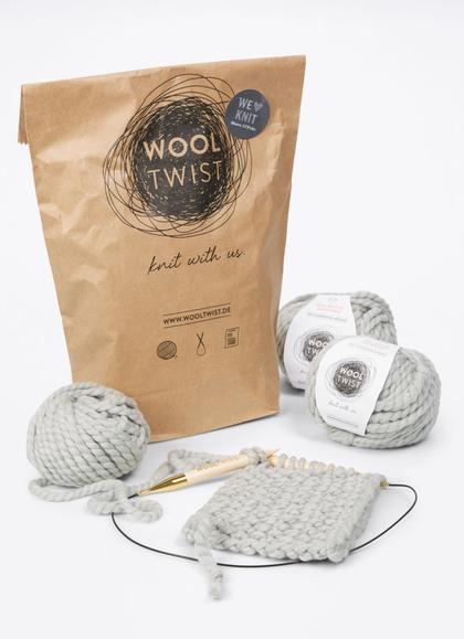 Stricksets für Anfänger von Wooltwist