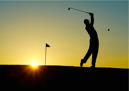 Sporthypnose bei Golf