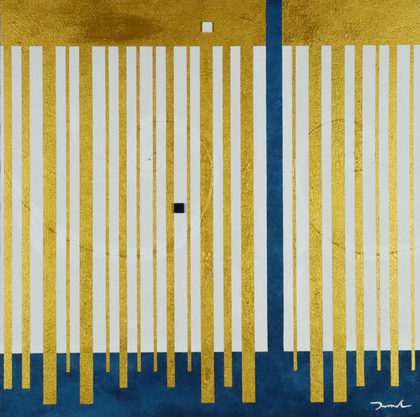 Terra Nova JAPAN  2     652mm×652mm  S15   Acrylic, wood   2019