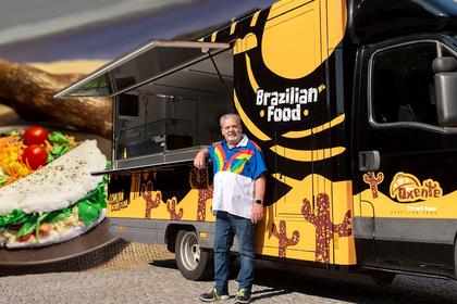 food truck brasil, streetfood brasil, crianças em situação de rua, futuro melhor, cozinha de rua criativa, saborosos pratos, projeto gastronomico, recife, sabor nordestino, conciencia ambiental,