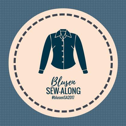 Blusen Sew Along 2017 auf ellepuls.com