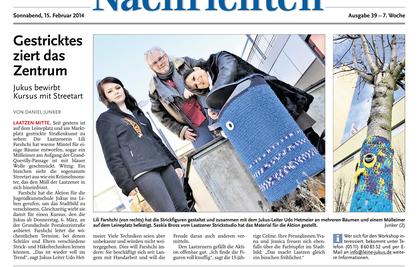 Leine-Nachrichten vom 15.02.2014