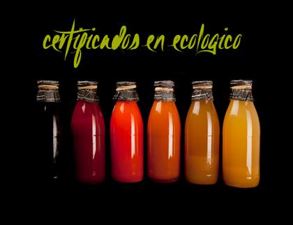 zumos ecológicos Tierras de Tavara Bio