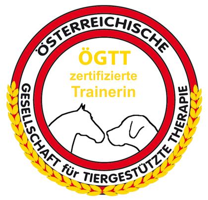 ÖGTT: Trainerin für tiergestützte Intervention