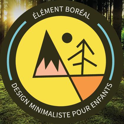 Etsy Qc, Relève, Élément Boréal, Logo entreprise