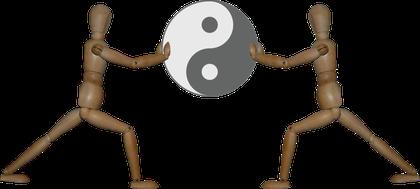 Gleichgewicht der Kräfte