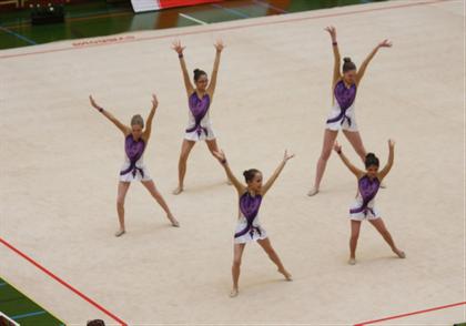 Vereinsgymnastinnen