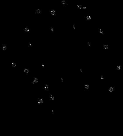 Grundstruktur der Virotoxine
