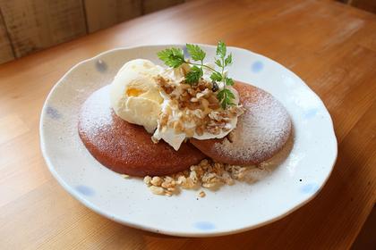 京都 二条 カフェ ケーキ ぱんケーキ