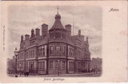 Aston Council House