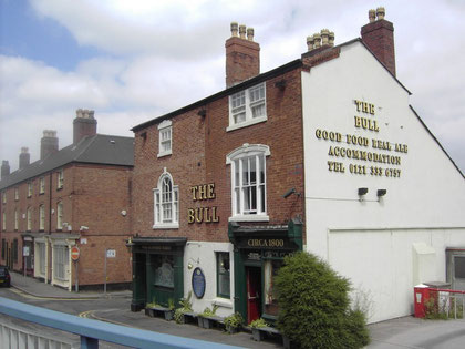 The Bull's Head, Price Street