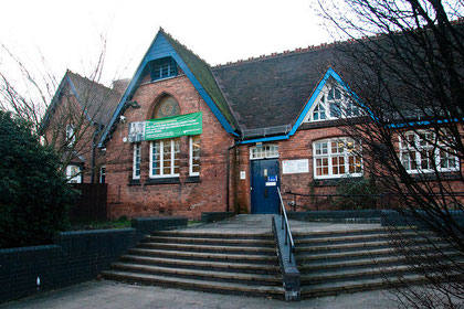 Stirchley School. Image by Katchoo/ Fiona Cullinan  reusable under Creative Commons licence Attribution-NonCommercial-NoDerivs 2.0 Generic (CC BY-NC-ND 2.0)