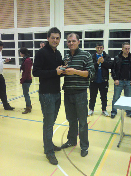 ALBAN XHEMA - Lojtari me i mire