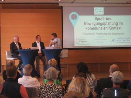 Akademie des Sports im LandesSportBund Niedersachsen Europäisches ...