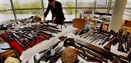 Nazisternes våben, Augsburg 2005