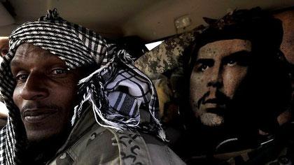 Frihedsfighter i Benghazi