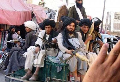Taleban-milits