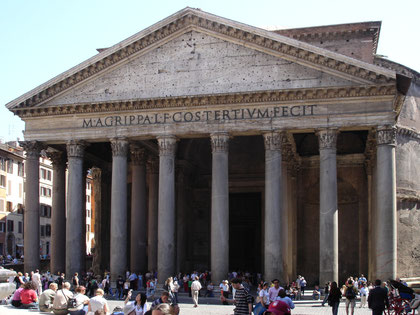 the best of rome pantheon guided tour