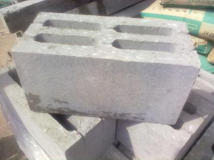 Блок 4-ех щелевой 400х200х200 мм