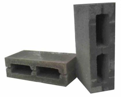 Блок пескобетонный перегородочный 400х200х120 мм