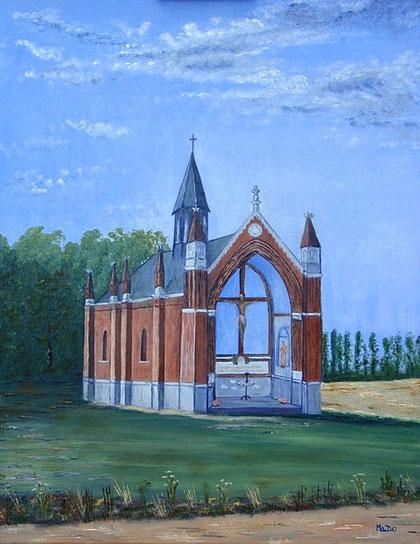 La chapelle Saint Sauveur d'Heudicourt