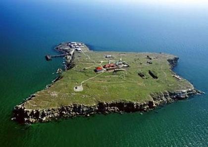 Остров Березань