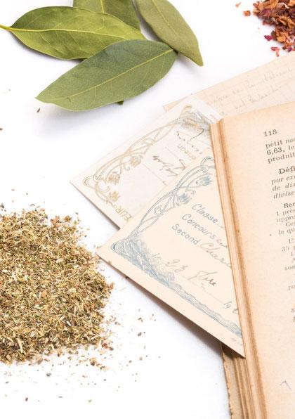 漢方薬 漢方薬に使う生薬が並ぶ 漢方方剤の教科書 漢方相談薬局のイメージ