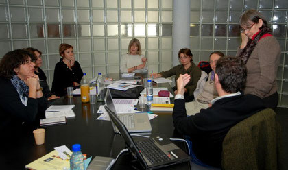 en formation au Conseil général de l'AUDE