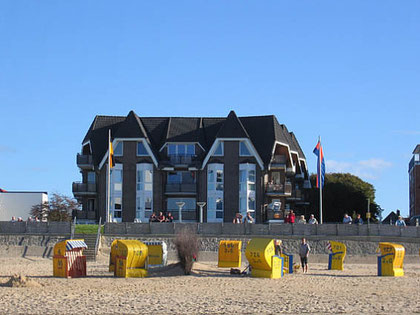 Bild:Ferienwohnung Nr.27 Residenz Meeresbrandung