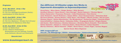 Programmflyer_supermART_2013
