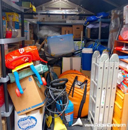 Organiza tu trastero y saca los trastos - www.AorganiZarte.com