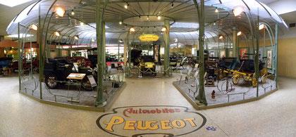 Musée Peugeot à Sochaux