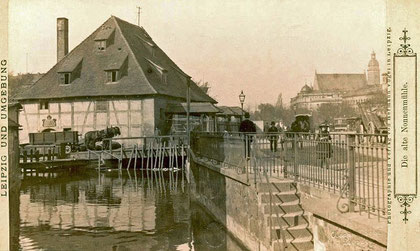 Nonnenmühle 1890