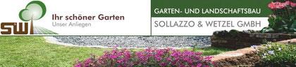 Sollazzo und Wetzel Ihr Landschaftsgärtner im Raum Mettmann