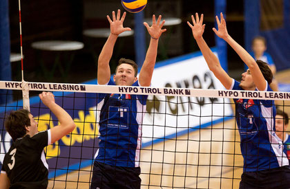 Foto: Hypo Tirol Volleyball