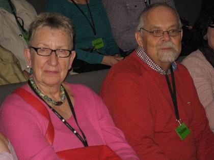 Erika und Henning Könnemann