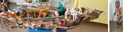 L'Arche de Noé et Noah