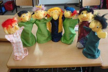 Puppen-Bau Kurse mit Catharina Lentes