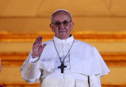 Our New Pope Francis