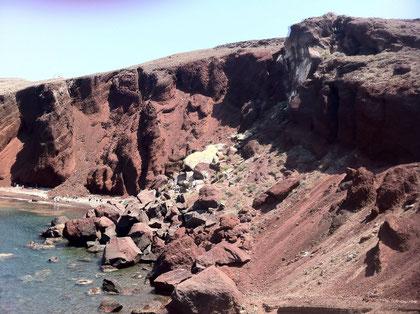 Plage d'Akrotiri