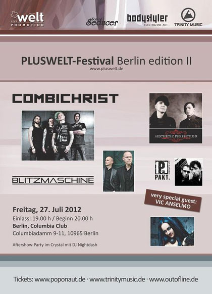 Pluswelt Festival Berlin edition 2