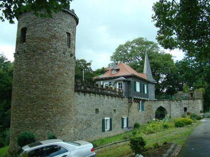 Aprather Schloß, Wülfrath