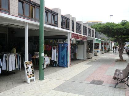 Eingeführtes Ladenlokal in Puerto de La Cruz im Ortsteil La Paz auf Teneriffa zum mieten oder kaufen