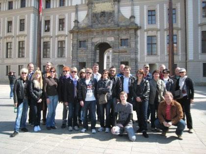 KCler in Prag